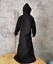 "1//6 Scale Soldiers Accessories Clothes Wizard Black Robes F 12"" Action Figure"