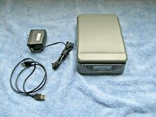 Brecknell Digital Postal Scale Ps25 Grey 25 Lbs With Adapter And Batteries