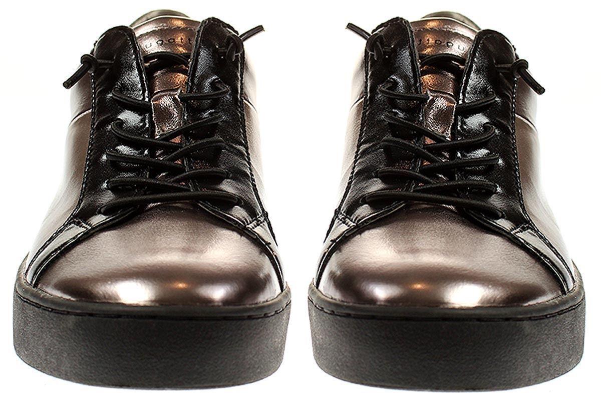 Bugatti FERGIE - Damen Schuhe Sneaker - 422-29160-5050 1090-schwarz-metallics