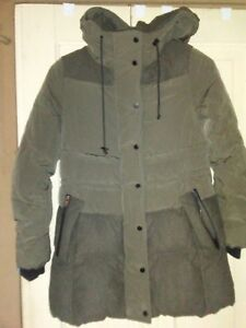 Xs Vintercoat Lap Størrelse Green Fyldt Project Ladies Down Angeles Los Olive fdPw88qRB
