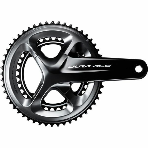 Shimano FC-R9100 Dura-Ace compact chainset - HollowTech II 180 mm 50   34T