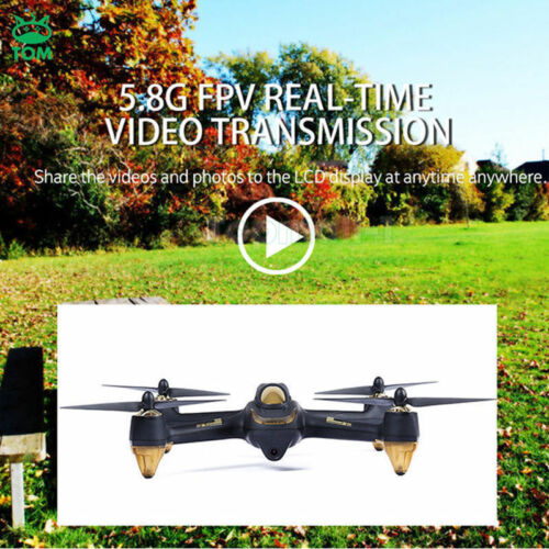 Hubsan X4 H501S Pro Drone FPV Brushless RC Quadcopter with 1080P Camera GPS RTF