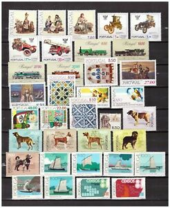 S24024-Portugal-1981-MNH-Wide-Selection-Of-The-Year-Missing-S-S-And-1v