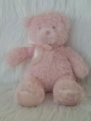 "18/"" Large Pink Stuffed Animal Teddy Bearington Baby/'s First Bear"