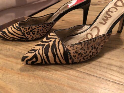 Shoes Sam Women's Eddleman Animal Print q5x41nqWCw