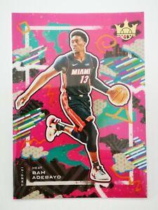 Panini Court Kings 2020-21 N31 NBA carte card #20 Bam Adebayo - Miami Heat