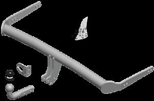 Towbar for Skoda Octavia 5 Door Hatchback 2013 Onwards Swan Neck Tow Bar
