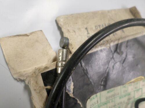 Genuine John Deere OEM throttle cable PT4441