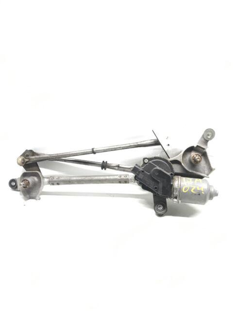 Front Wiper Motor With Linkage  86511fg010  Subaru Impreza