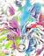 DMC-Modern-Colorful-Cross-Stitch-Embroidery-Pattern-Kits-Chart-PDF-14-count thumbnail 26