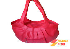 RED COLOUR HAND BAG FOR WOMEN / HANDBAG FOR LADIES / STYLISH HANDBAG FOR GIRLS