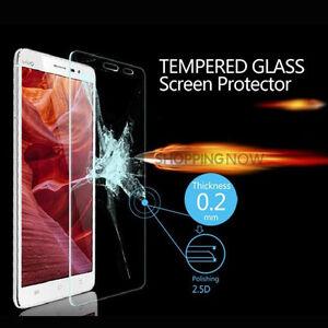 Premium Tempered Glass Screen Protector Film For Vivo Model