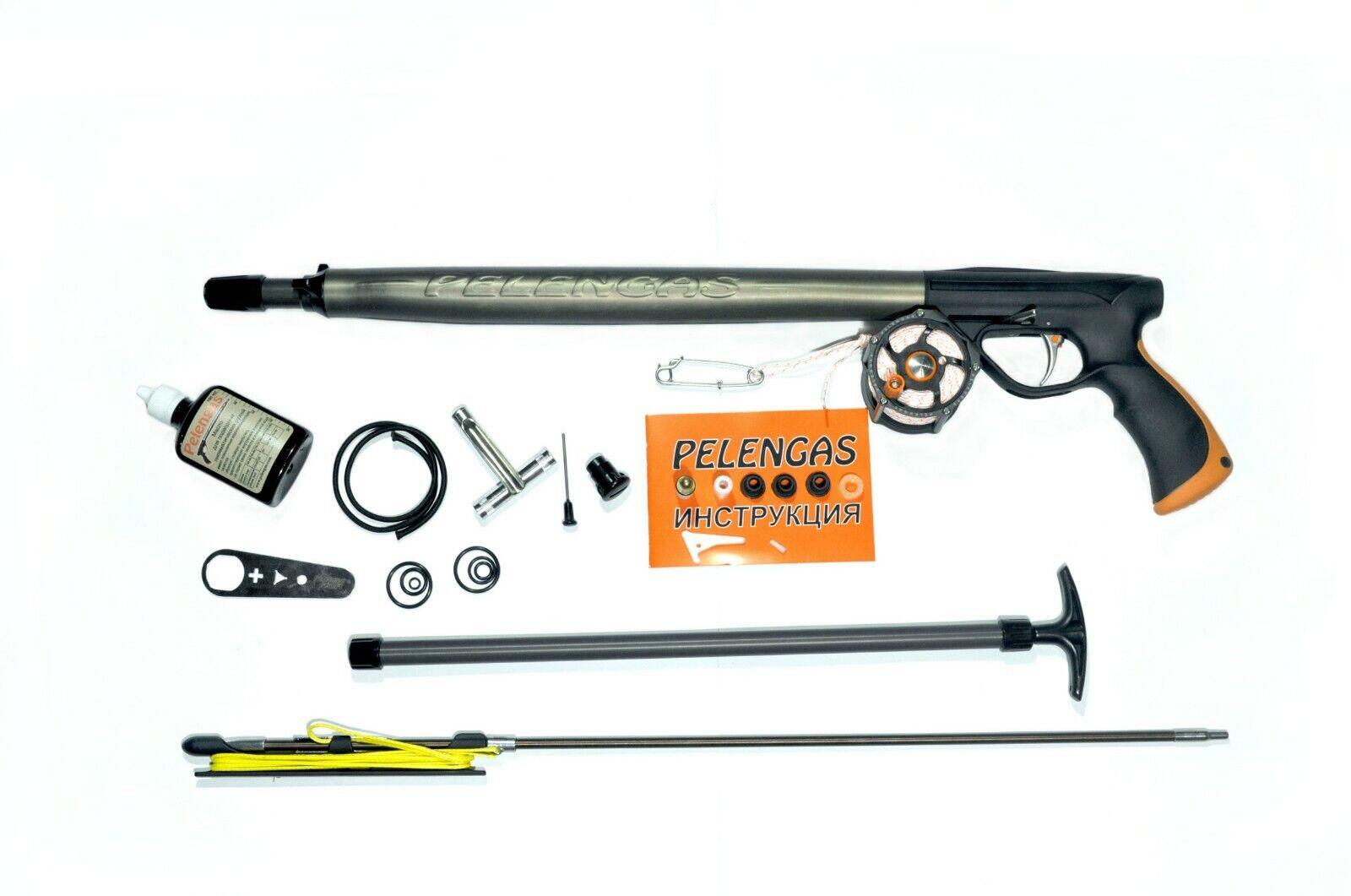 Spear Gun Pelengas Magnum Profi 55