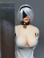 "1//6 Scale Scene Accessories Model Collar Shackles F 12/"" PH Body Doll Toys"