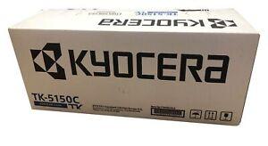 Neu Kyocera TK5150C TK-5150C Cyan Toner A