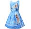Girls-Skater-Dress-Kids-Frozen-Anna-Elsa-Print-Casual-Party-Birthday-Dresses-L3 thumbnail 12