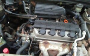 2005 honda civic engine wire harness wiring 1 7l auto 2005 2003 2004 2009 Honda Civic Engine Diagram image is loading 2005 honda civic engine wire harness wiring 1