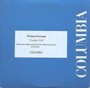 Primal Scream – Country Girl [ CD SINGLE ]