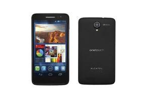 Alcatel One Touch Scribe Hd In Black Téléphone Portable Factice Leurre Accessoire Deco Publicité-afficher Le Titre D'origine