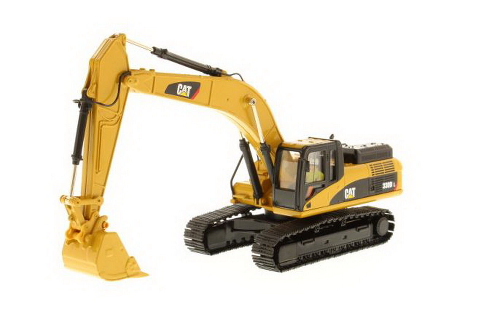 1 50 DM CATERPILLAR CAT 330D L Pelle hydraulique Diecast Model  85199