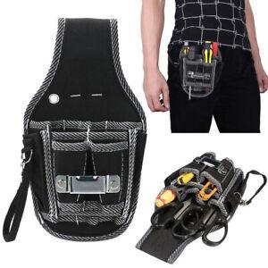 Strumento-Elettricista-in-vita-con-tasca-a-marsupio-cintura-borsa-titolare-Kit-Cacciavite-Storage