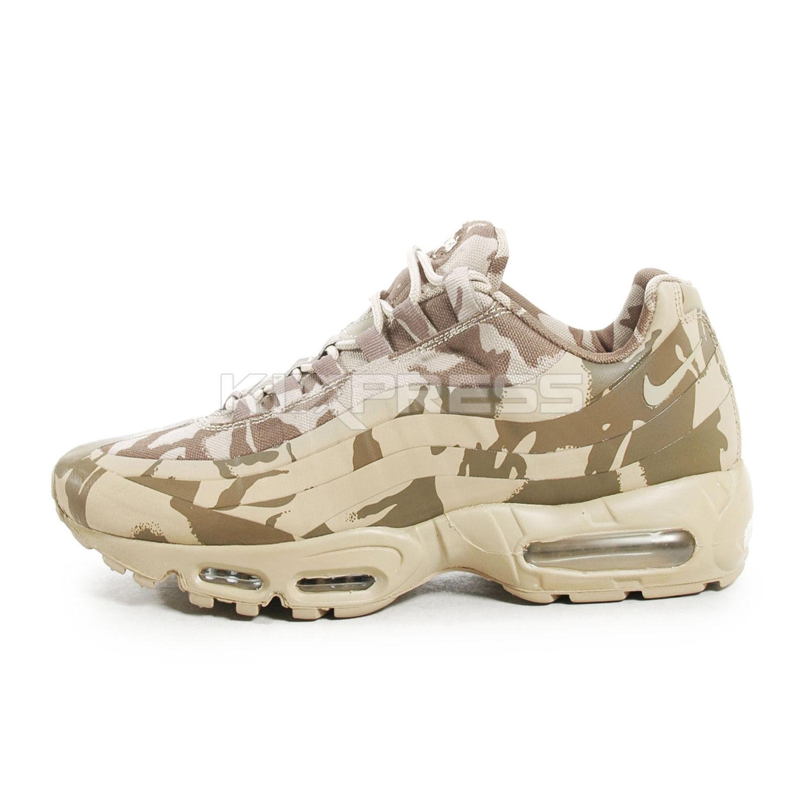 cheaper 2981b 57253 ... Hemp/Military Brown. free shipping Nike Air Max 95 UK SP [634773-220]  NSW Running Camo