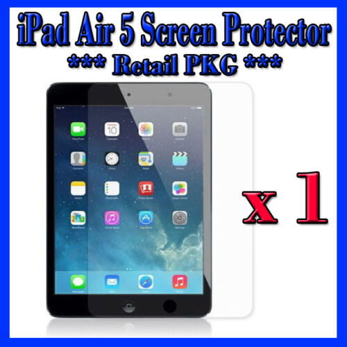 Screen Protector Cover Film Guard For New Apple iPad Air 5 5th Gen LOT