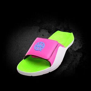 9765e62ad Air Jordan VII Hydro  Quai 54  Sandals Sliders Jumpman Slides Flip ...