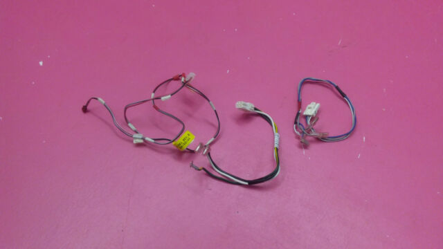 Used Ge Refrigerator Wr13x10737 Dispenser Wire Harnesses
