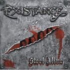 Steel Alive 5413992511518 by Existance CD