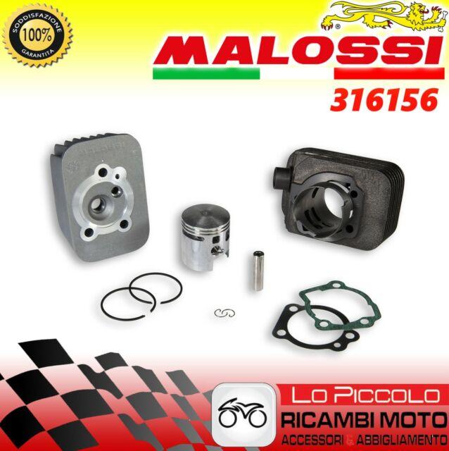 GRUPPO CILINDRO MALOSSI Sport 73 ccm 10 mm pistone bullone per Piaggio Ciao PX