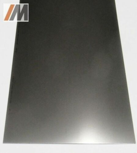Hardened Tool Steel C-Steel 1.2003 L//B// S1000//300 5,0mm Scotchbrite Set