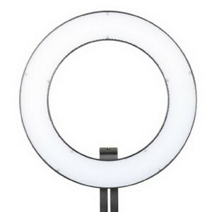 LED-Ringlampe-Dimmbar-DVR-384DVC-mit-230V-Anschluss-Ringlampe-Ringlicht-B2901042