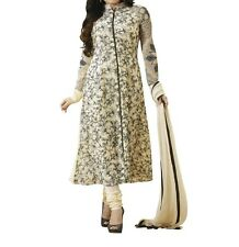 Top Selling Flower Chiku New Designer Printed Unstiched Dress Material