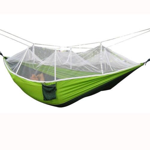 Portable Outdoor Camping Hängenden Schlaf Schaukel Hängematte Bett Moskitonetz