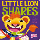 Little Lion Shares by Michael S. Dahl (Board book, 2014)