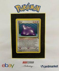 Pokemon DITTO Rara Non Holo FOSSIL Unlimited 18/62 ITA / LP+