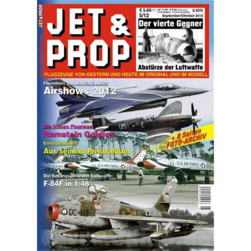 WK JET /& PROP 5//12 Flugzeug Modellbau Ramstein Heinkel Messerschmitt Suchoi 2