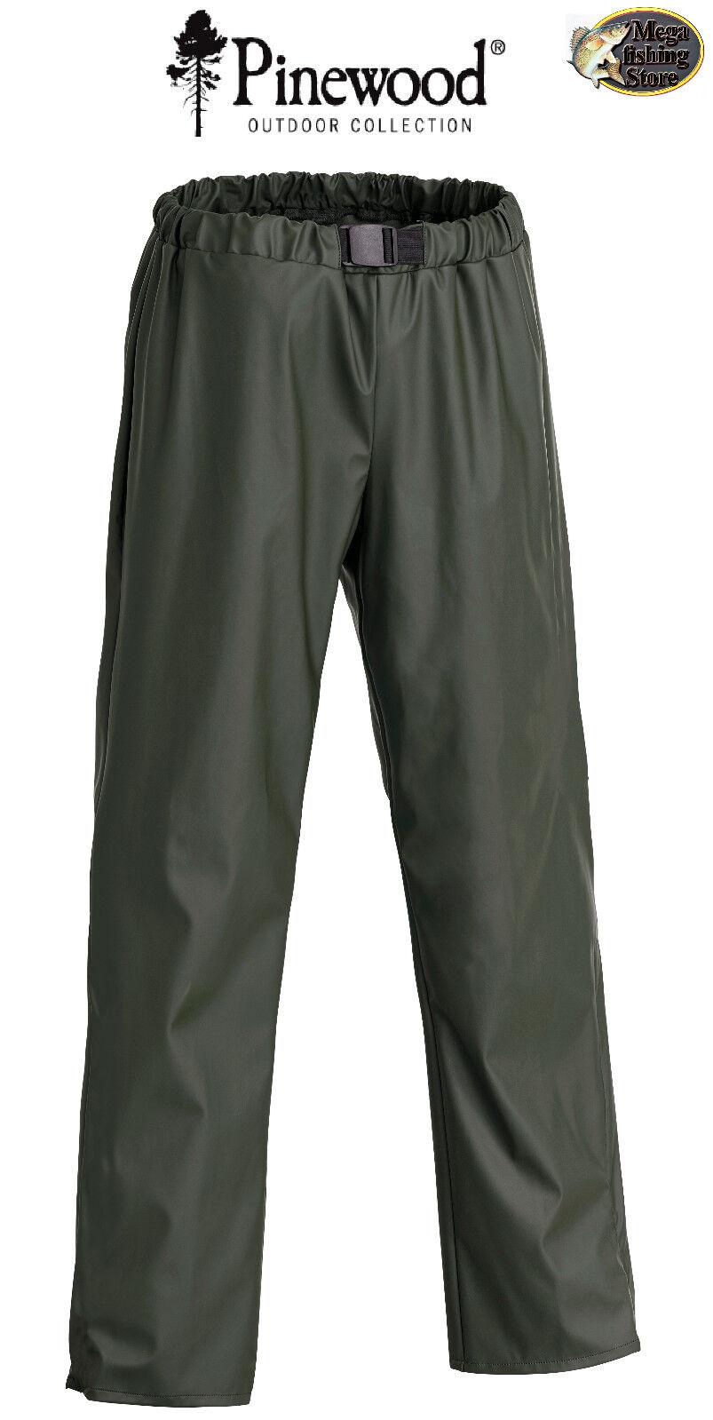 Pinewood 5002 Noss lluvia pantalones Al aire libre lluvia pantalones angel pantalones Al aire librehose