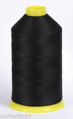POLYESTER/COTTON-HEAVY DUTY SEWING MACHINE THREAD M36, UPHOLSTERY, LEATHER,4000M