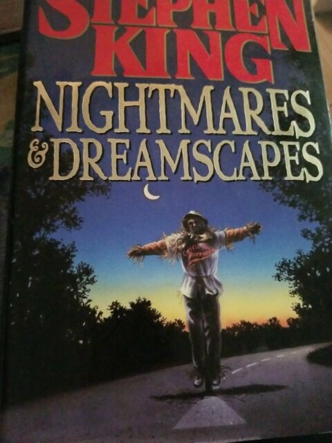 Nightmares and Dreamscapes by Stephen King (Hardcover)