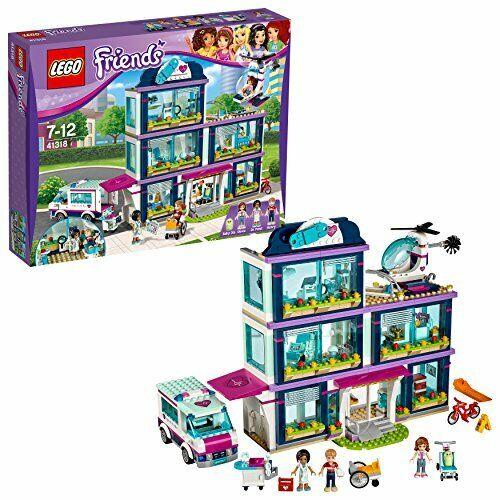 LEGO  (lego) amis Heart Lake City Hospital 41318  économiser jusqu'à 70%