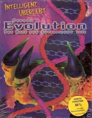 1 von 1 - (PC) - GENETIC EVOLUTION - NEUWARE!
