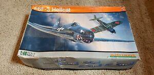 Eduard-1-48-F6F-3-Hellcat-Model-Kit-w-UPGRADES