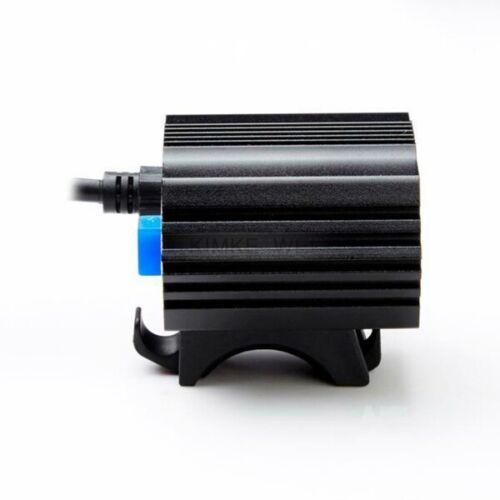 8000LM CREE XM-L T6 LED USB Bike Bicycle Headlight Waterproof Light Lamp New