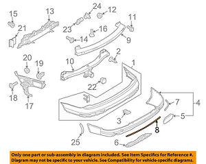 Pair MM Tailgate Trunk Gas Shock 2x Struts Fits AUDI Q7 4L 4E0827551A