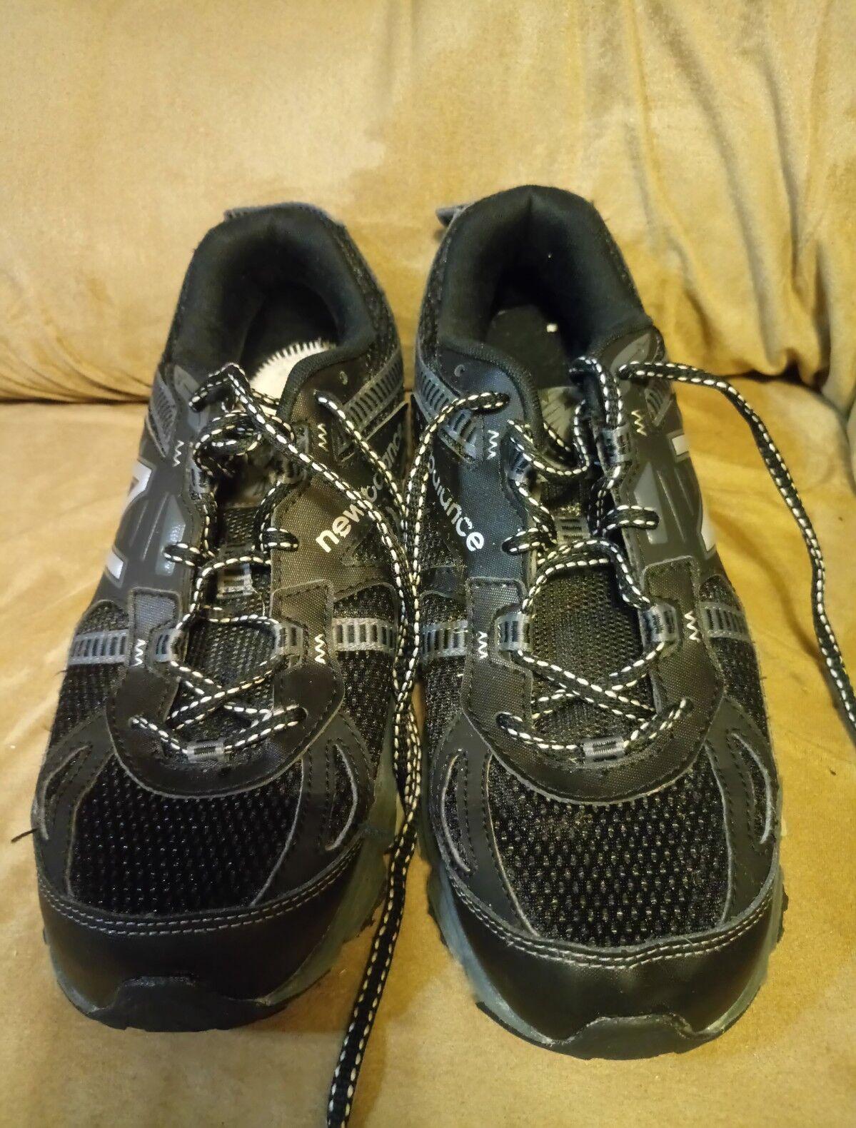 size 9 men new balance 410v4 running walking trail no insoles