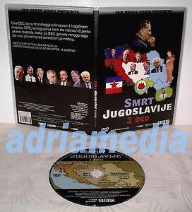 Image is loading SMRT-1-jugoslavije-DVD-English-the-death-of-