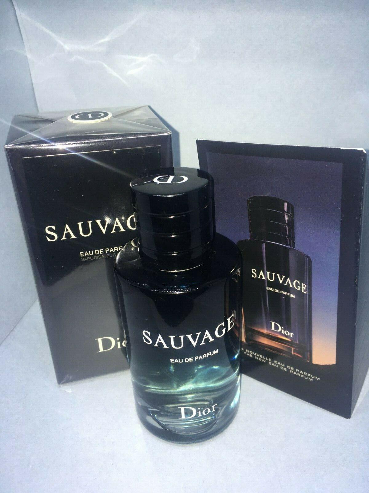 Dior Sauvage Eau De Parfum Spray 100ml For Sale Online Ebay
