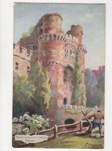 Hurstmonceux Castle Aveling Vintage Tuck Oilette Postcard 689a - Aberystwyth, United Kingdom - Hurstmonceux Castle Aveling Vintage Tuck Oilette Postcard 689a - Aberystwyth, United Kingdom